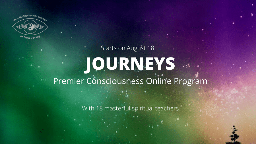 Journeys – premier consciousness online program